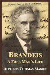 Brandeis eBook cover