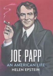 joe papp red cover by paul davis smaller