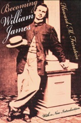 Becoming William James eBook cover
