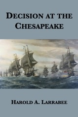 Decision at the Chesapeake eBook cover