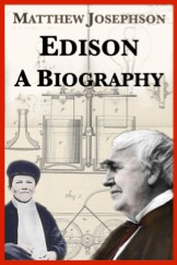 Edison eBook cover