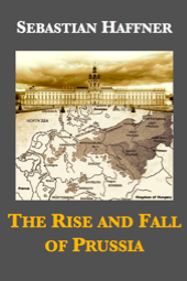Rise and Fall of Prussia cover grey