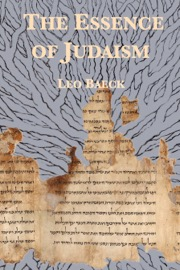 The Essence of Judaism eBook cover